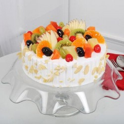 Online Fresh Fruit Cakes Delivery in Gurugram ( Gurgaon )