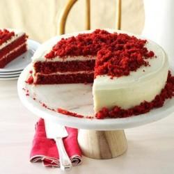 Online Red Velvet Cakes Delivery in Gurugram ( Gurgaon )